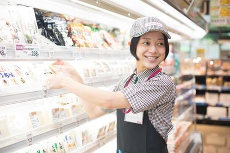 ピーコックストアの食料品等の品出しスタッフ大募集!!働き方が自由に選べます